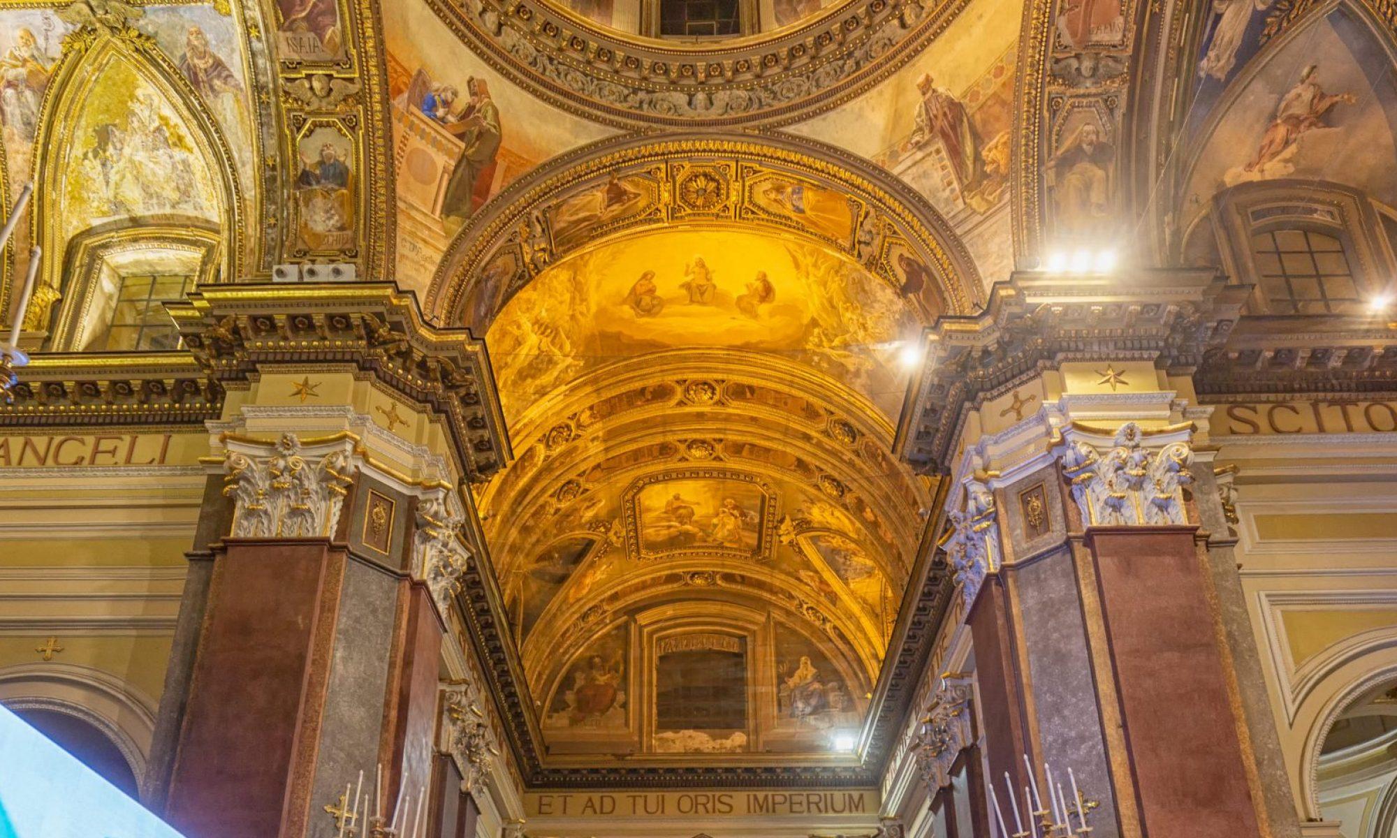 Concattedrale Maria SS Assunta e San Catello